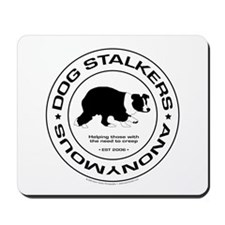 Official DSA Seal Mousepad