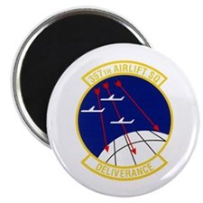 357th Airlift Squadron Magnet