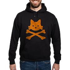 Kitty Crossbones Hoodie