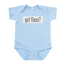 got floss? Onesie