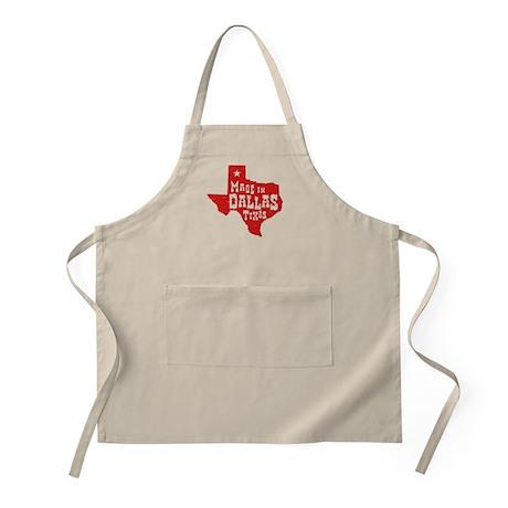 Made In Dallas Texas Apron