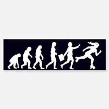 DERBY EVOLUTION Bumper Bumper Sticker