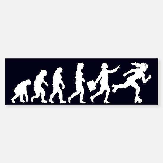 DERBY EVOLUTION Sticker (Bumper)