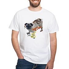 Snakes on a Pug Shirt