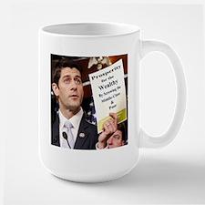 Real Paul Ryan Plan Mug