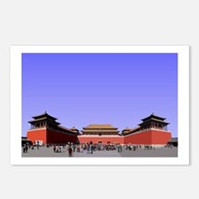 Forbidden City Postcards (Pack of 8)