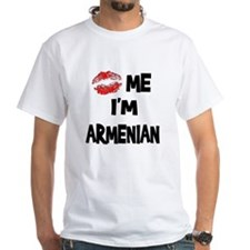Kiss Me I'm Armenian Shirt