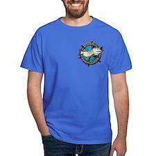 Dad the fishing legend T-Shirt