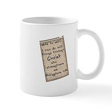I Can Do All Things Mug