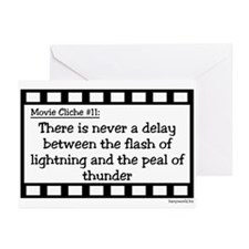 Cliche11 Greeting Cards (Pk of 20)