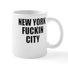 New York Fuckin City Mug