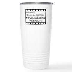 Cliche10 Travel Mug