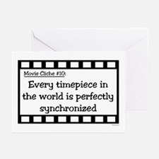 Cliche10 Greeting Cards (Pk of 20)