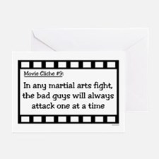 Cliche9 Greeting Cards (Pk of 20)