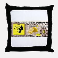 BUYING VOTES Throw Pillow