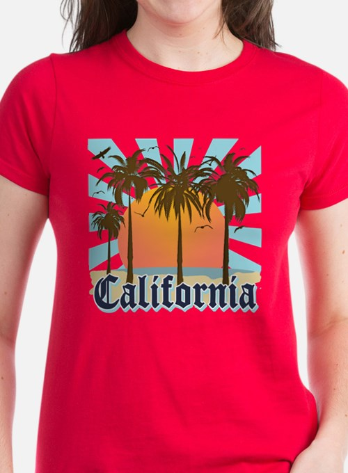 Los Angeles Souvenir T Shirts Shirts Tees Custom Los