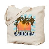 California Canvas Totes