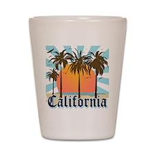 Vintage California Shot Glass