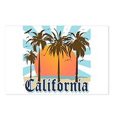 Vintage California Postcards (Package of 8)
