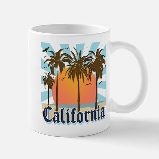 Vintage California Mug
