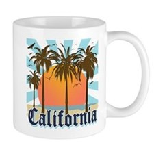 Vintage California Small Mug