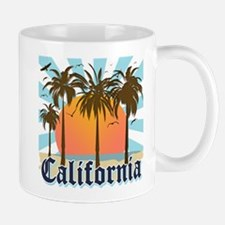 Vintage California Small Small Mug