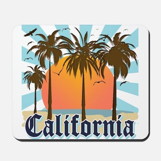 Vintage California Mousepad