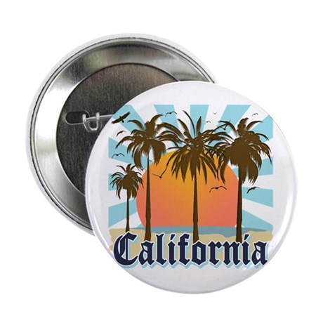 """Vintage California 2.25"""" Button (10 pack)"""