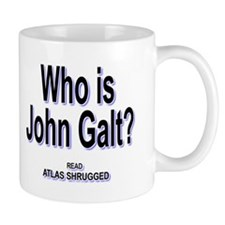 Cute Atlas shrugged Mug