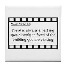 Cliche8 Tile Coaster