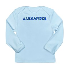 Alexander Long Sleeve Infant T-Shirt