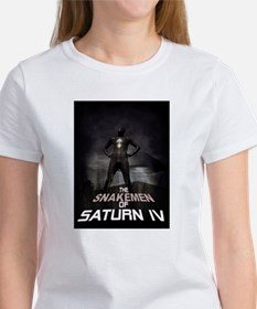 The Snakemen of Saturn IV Women's T-Shirt