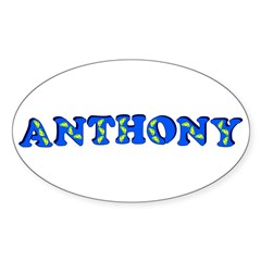 Anthony Decal