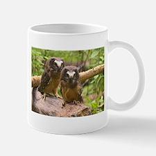 Baby Saw Whet Owls Mug