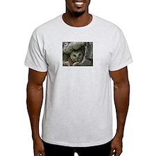 Saw Whet Owl 2 T-Shirt