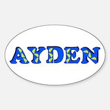 Ayden Decal