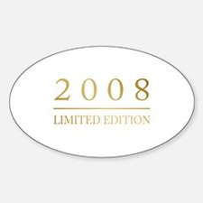 2008 Limited Edition Decal