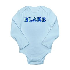 Blake Long Sleeve Infant Bodysuit