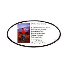 Cherokee Prayer Patches