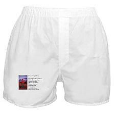 Cherokee Prayer Boxer Shorts