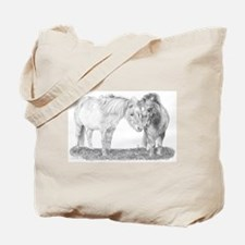 Cody & Ralph Tote Bag