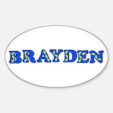 Brayden Decal
