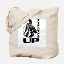 Knuckle UP Tote Bag