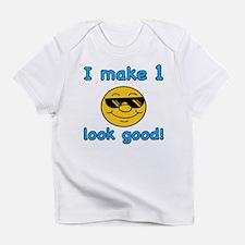 Funny 1st Birthday (Blue) Infant T-Shirt