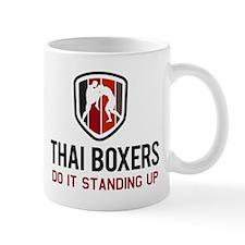 Thai Boxers Mug