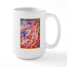 Mexican Dancer, bright, Mug