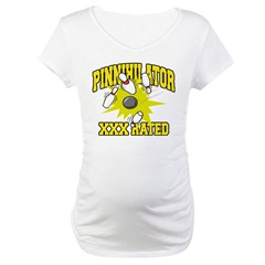 Bowling Pinnihilator XXX Rated Shirt