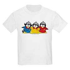 Star Trek Penguins T-Shirt