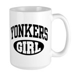 Yonkers Girl Large Mug