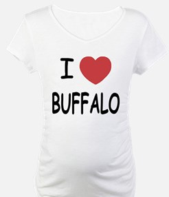 I heart buffalo Shirt